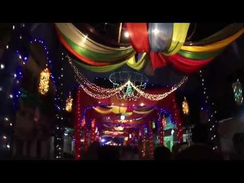 Eid e milad un nabi in phularwan 2012 night decoration1 for Decoration 3id milad