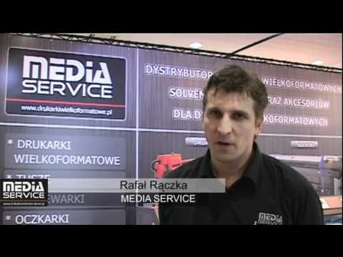 Media Service Targi EURO Reklama Poznań 2011 FLORA LJ-3206P 15pl.