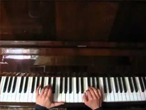 6. Уроки игры на пианино Обучение без нот