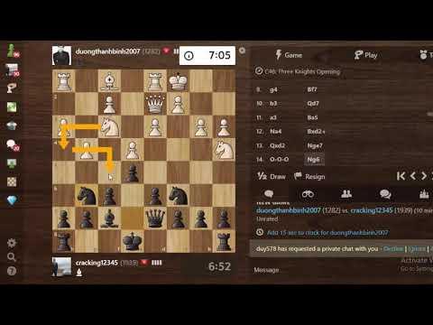 Chess TC THOÁT HIỂM trước Chú bé Việt Nam elo chỉ 12xx | CHESS 2020