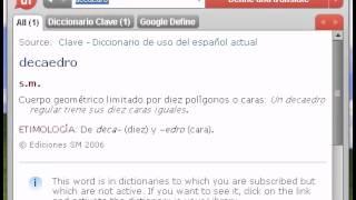 Definición de decaedro