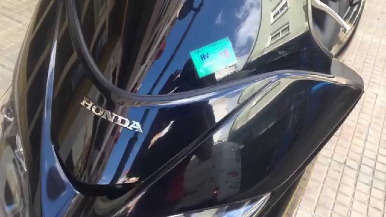 Honda Forza 250 Abs Youtube