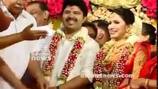 Ramesh Chennithala's son got married