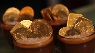 Pot of Gold St. Patrick&#39s Day Dessert Recipe  KIN EATS