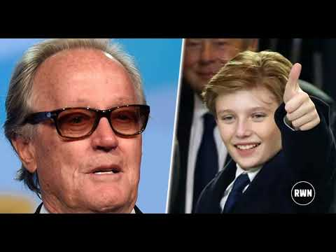 Barron Just Blindsided Peter Fonda Today With Devastating Dose Of Karma – Not Taking It Anymore!