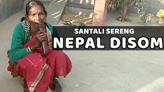 NEW NEPAL DISOM KUDI SANTALI SERENG