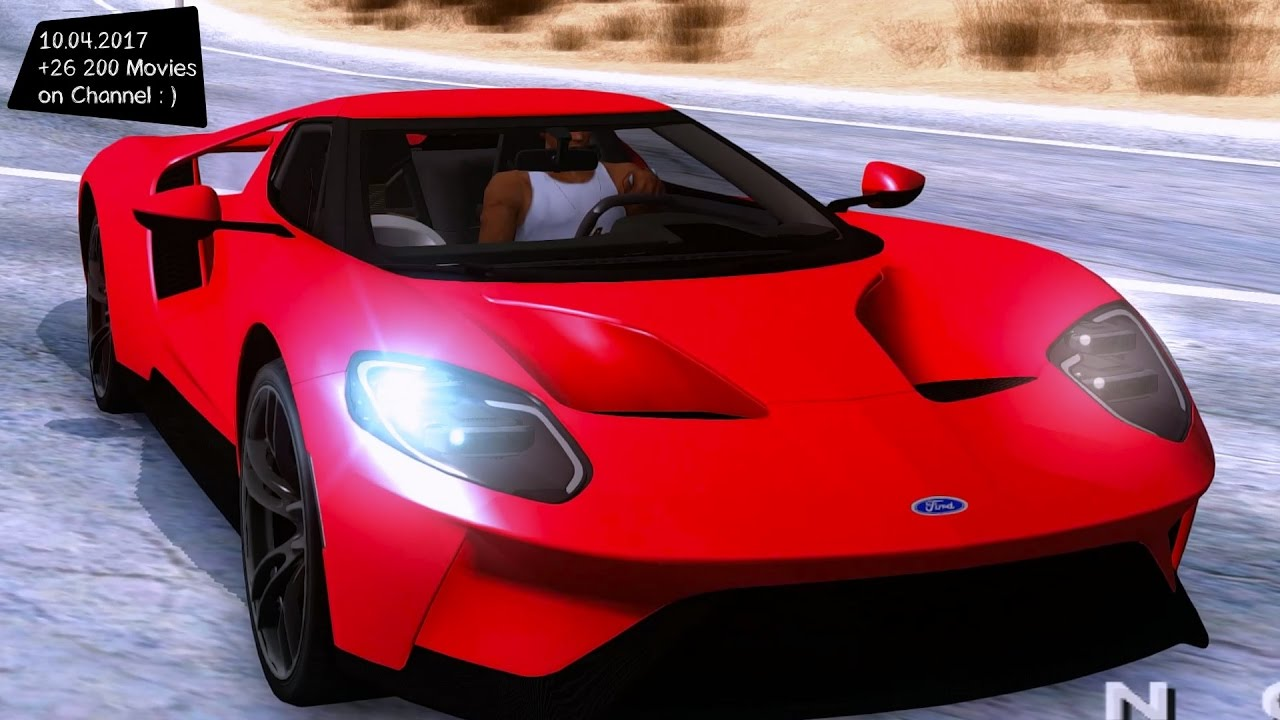Ford Gt  New Crash Accident  Enb Top Speed