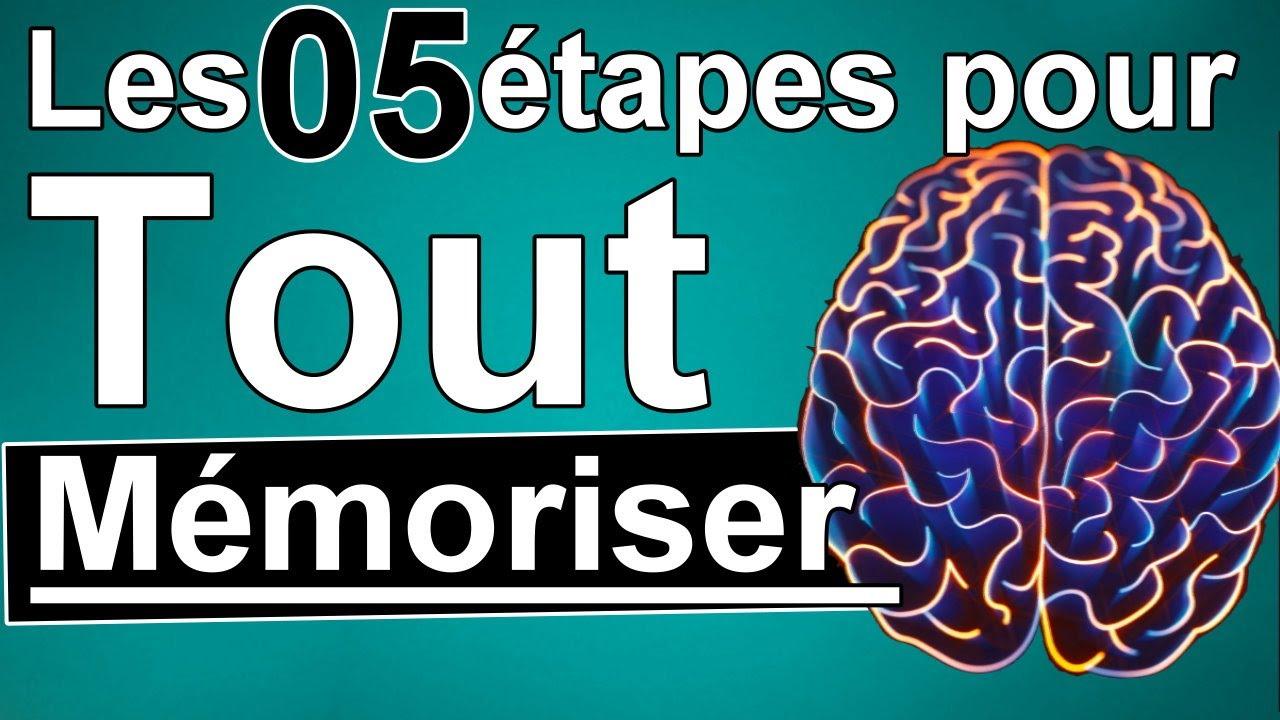 Download Les 05 étapes de mémorisation