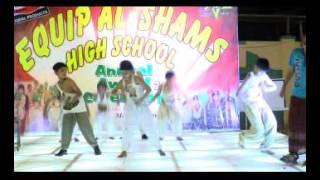 Babu sehat k Leya,Bacho ki Behtreen Stage Performance. #EquipAlShamsHigh School Annual Program