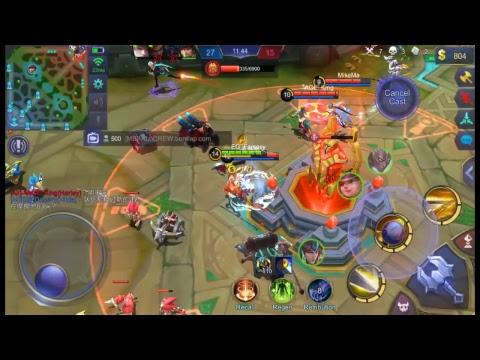 EG-Fanny Gameplay-[Mobile Legends]