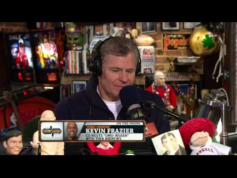 Kevin Frazier on the Dan Patrick Show 9/27/13