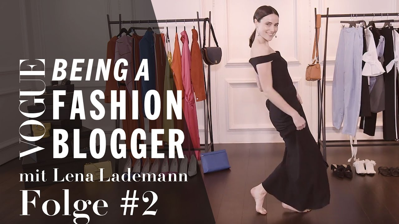 Being a Fashion Blogger mit Lena Lademann #2: Building Partnerships | VOGUE Business Insights