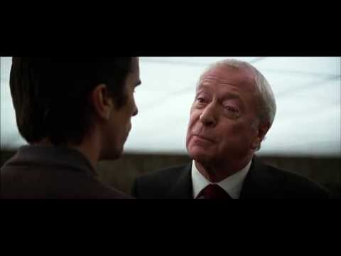 The Dark Knight Alfred Speech