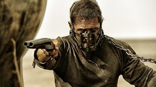 Tom Hardy Interview for MAD MAX: Fury Road