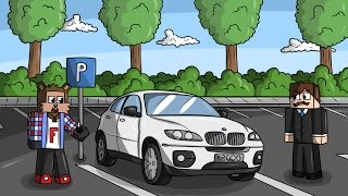ŠKOLA V MINECRAFTU   PAN UČITEL NÁM DAL AUTO !!!