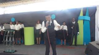 Kuregerera in advance presentation by Enzol Chinana @ harvest house international church masvingo