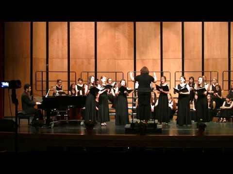 NCP Concert Choir  Cats Andrew Lloyd Webber  Memory arr John Leavitt