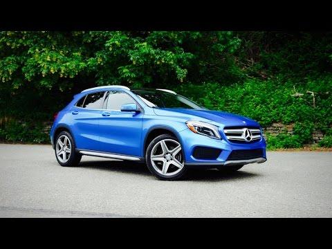 2015 Mercedes-Benz GLA250 4Matic Car Review