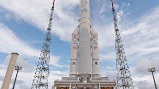 16 de OCT. [Transmisión completa]. Lanzamiento del Primer Satélite Argentino. ARSAT-1.