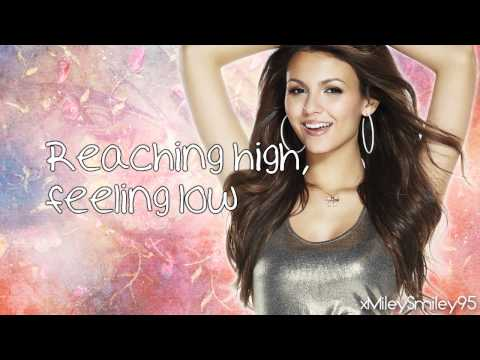 Victoria Justice - Make It Shine (with lyrics)