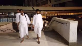 Makkah haram to kabootar  chowk latest  nov 2016