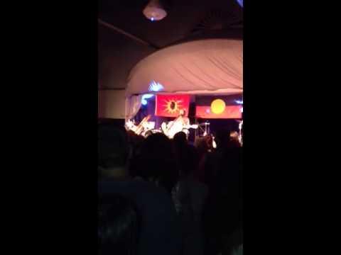 Part of Footprint- Xavier Rudd live in Halifax 2013