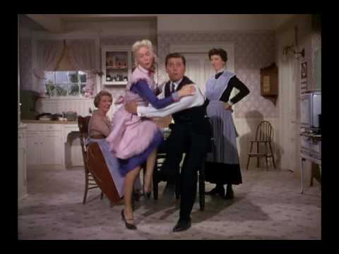 """Doris Day & Gordon MacRae - """"Ain't We Got Fun"""" from By The Light Of The Silvery Moon (1953)"""