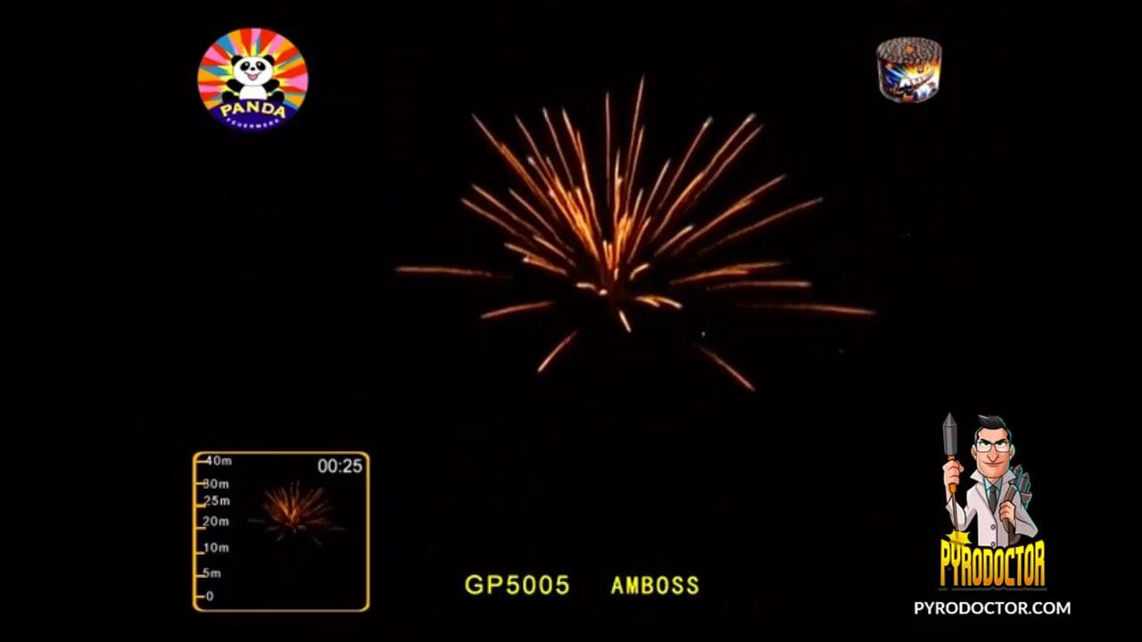 Panda Feuerwerk Shop