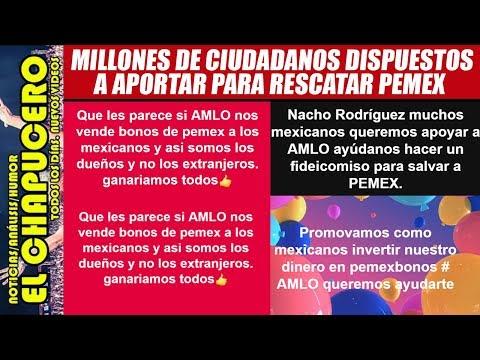 Mientras banqueros desahucian a Pemex, mexicanos proponen bonos ciudadanos