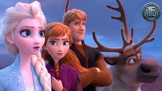 Мультфильм «Холодное сердце 2» — Русский тизер-трейлер [2019]