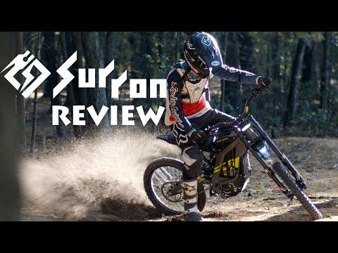 Sur Ron X (Black Edition) Review!