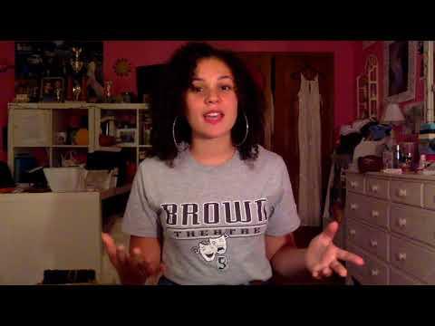 Brown University - Freshman Intro - Mia Atterberry