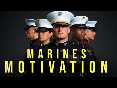 Marines motivational video