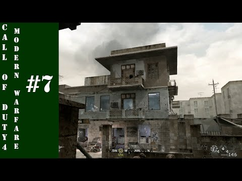 Call of Duty 4: Modern Warfare #7 Marine geography isn't much better
