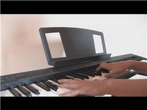 Piano Lessons & Musicians : What Are the Parts of a Keyboard?