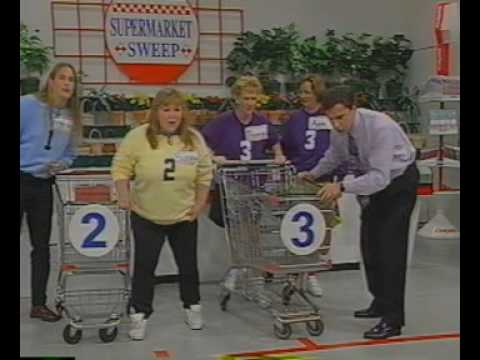 In Praise Of 'Supermarket Sweep,' The Greatest Game Show To