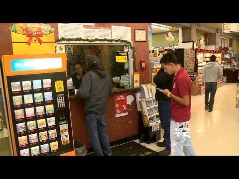$18,000 Stolen From Menlo Park Supermarket During Armed Heist, 4 Suspects Sought