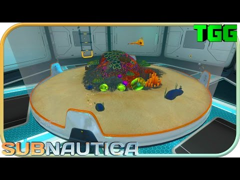 Subnautica | Lithium Reinforcements & Building Alien Containment Module #7 (Subnautica Gameplay)