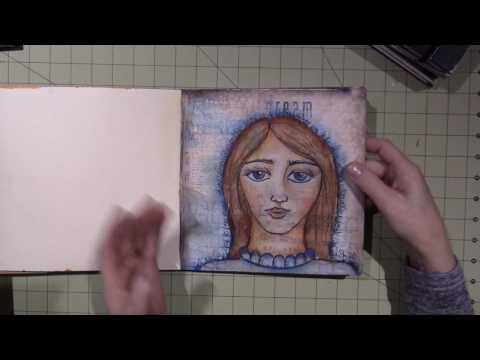 Art Journaling for Newbies