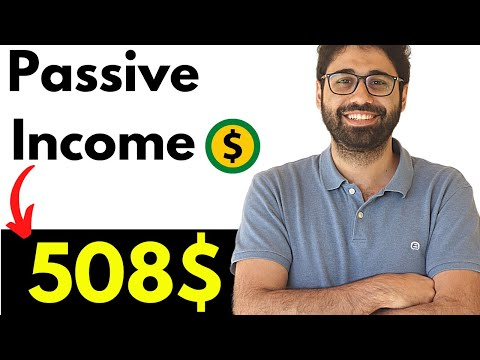 Affiliate Marketing 2021: Earn 508$ passive income in one month (Step by Step)