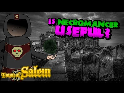 IS NECROMANCER USEFUL? | Town of Salem Coven Spon-Served