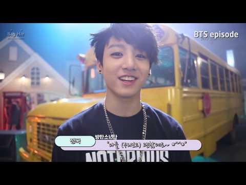[EPISODE] BTS (방탄소년단) 2 COOL 4 SKOOL debut single MV shooting