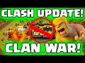 Clash of Clans UPDATE ♦ Clan War Improvements Announced! ♦