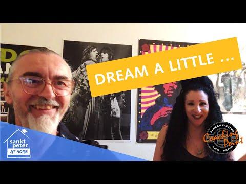 """Dream A Little Dream Of Me""""! George & Linda singen für Euch einen Klassiker zum Träumen aus den 50er Jahren (Musik: Gus Kahn), den damals Ella ..."""