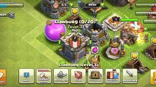 NEW Clash of Clans glitch [coc] th 12 Update glitch !