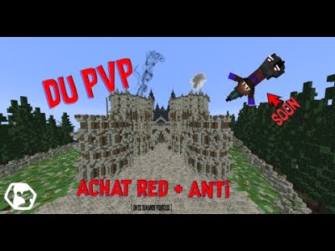 Du PvP + Achat Red/Anti [NationsGlory Blue]