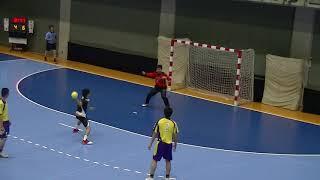第41回全国高校ハンドボール選抜大会 1回戦 那賀vs仙台第二②