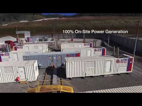 Dedicated Power for Mining in Guatemala   APR Energy