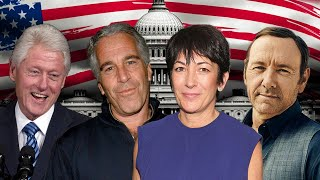 Facts: Ghislaine Maxwell, Jeffery Epstein, Bill Clinton, Kevin Spacey