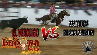 El Verdugo De Rancho Laguna Seca VS Markitos De San Agustín En Chucandiro Michoacan